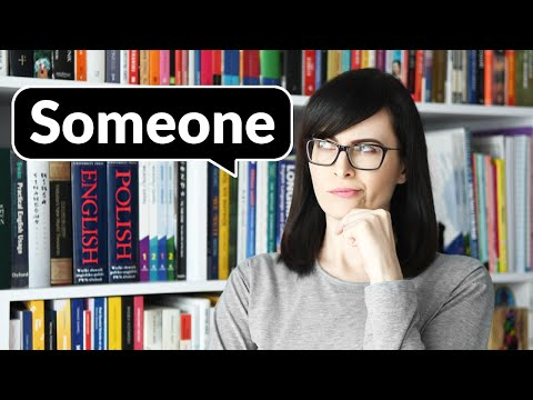 Someone czy somebody? | Po Cudzemu #204