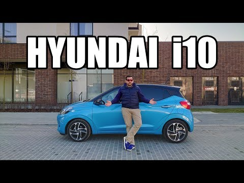 Hyundai i10 2020 (ENG) - Test Drive and Review