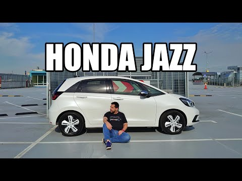 Honda Jazz (Fit) 2020 - Simply Clever (ENG) - Test Drive and Review