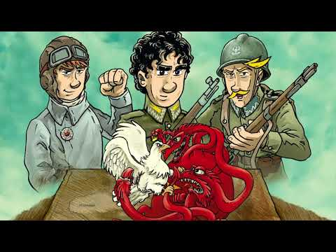 Srebrni on the Routes to Independence – an animated film on the basis of a comic book