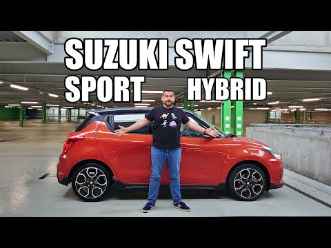 Suzuki Swift Sport Hybrid 2020 - Warm Hatch (ENG) - Test Drive and Review