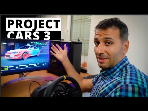 Project Cars 3 - wracam do Was!
