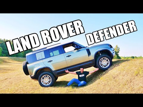 Land Rover Defender 2020 - As Good As The Driver (ENG) - Test Drive and Review
