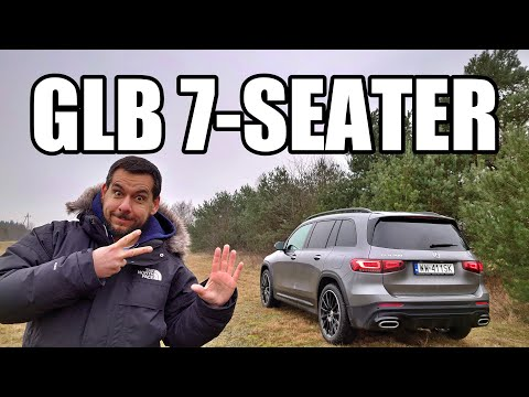 Mercedes-Benz GLB 7-Seater Small SUV (ENG) - Review and Test Drive
