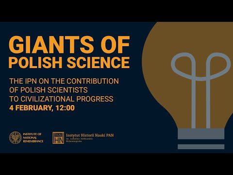Giants of Polish Science: IPN on the contribution of Polish scientists to civilizational progress