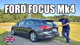 Ford Focus Mk4 Wagon – What Was Ford Hiding? (ENG) – Test Drive and Review