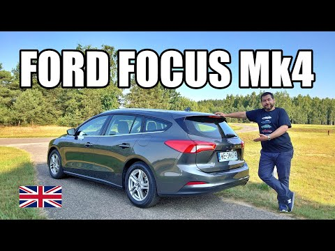 Ford Focus Mk4 Wagon - What Was Ford Hiding? (ENG) - Test Drive and Review