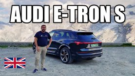 Audi e-tron S quattro – the one with more oomf (ENG) – Test Drive and Review