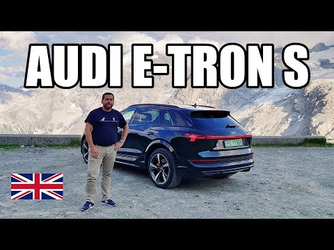 Audi e-tron S quattro - the one with more oomf (ENG) - Test Drive and Review