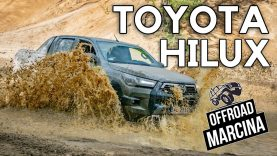 Offroad Marcina: Toyota Hilux – ale to robi!
