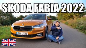 Skoda Fabia 2022 – the last Fabia? (ENG) – First Test Drive and Review