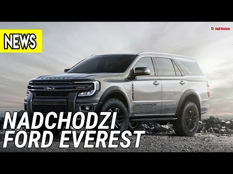 Nowy Ford Everest, Donkervoort D8 GTO, ID Space Vizzion  - #660 NaPoboczu