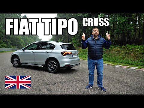 Fiat Tipo Cross - The Missing Link? (ENG) - Test Drive and Review