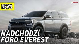 Nowy Ford Everest, Donkervoort D8 GTO, ID Space Vizzion  – #660 NaPoboczu